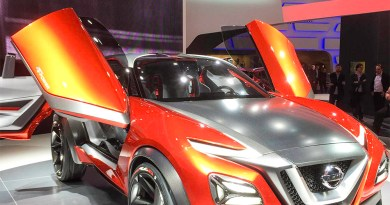 Hybridauto Nissan Gripz Concept
