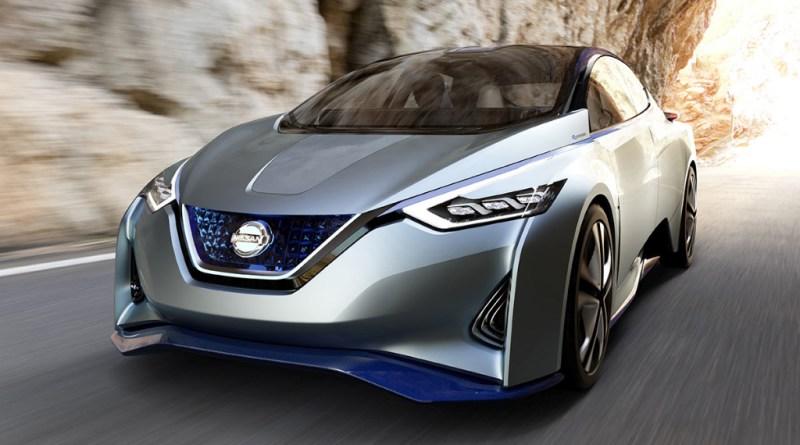 Elektroauto Nissan IDS Concept. Bildquelle: Nissan