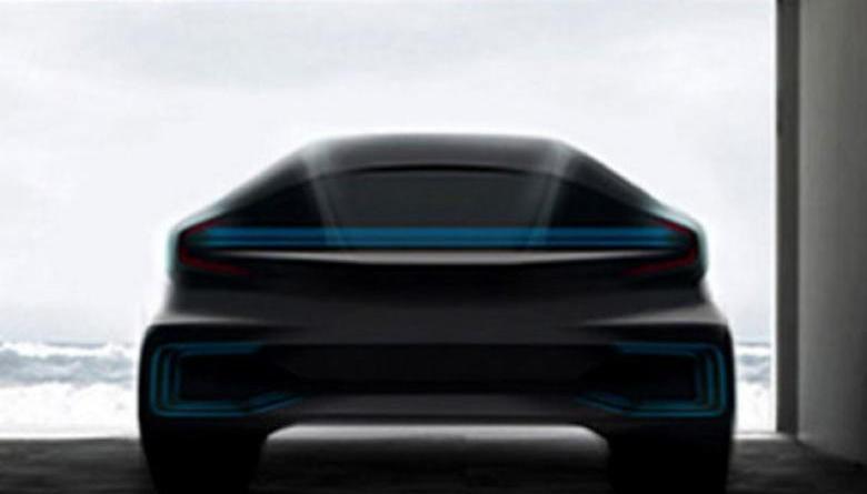 So könnte das zukünftige Elektroauto von Faraday Future aussehen. Bildquelle: Faraday Future