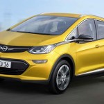 The electric car Opel Ampera-e is the sister model of the Chevrolet Bolt. Source: Opel / GM
