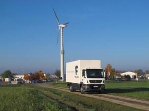 Elektro-LKW MAN Truck Framo. Bildquelle: http://www.wavetrophy.com/