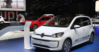 Die neue Version des Elektroauto VW e-up gibt es bereits ab 22.520 Euro. Bildquelle: VW AG