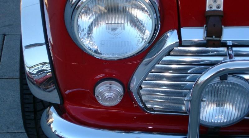 Ein Ausschnitt eines Mini. Bildquelle: © Raulmahón - Fotolia.com.jpg