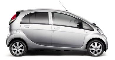 Elektroauto Peugeot iOn - Modelljahr 2017. Bildquelle: Peugeot