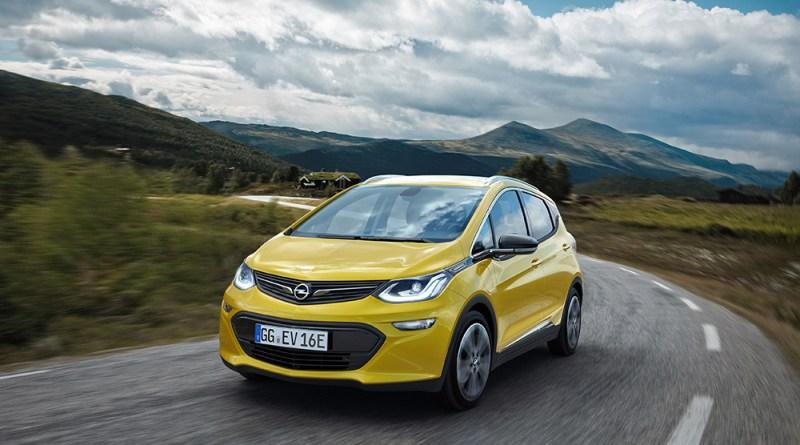 Das Elektroauto Opel Ampera-e verfügt über eine Reichweite von 500 Kilometern. Bildquelle: Opel