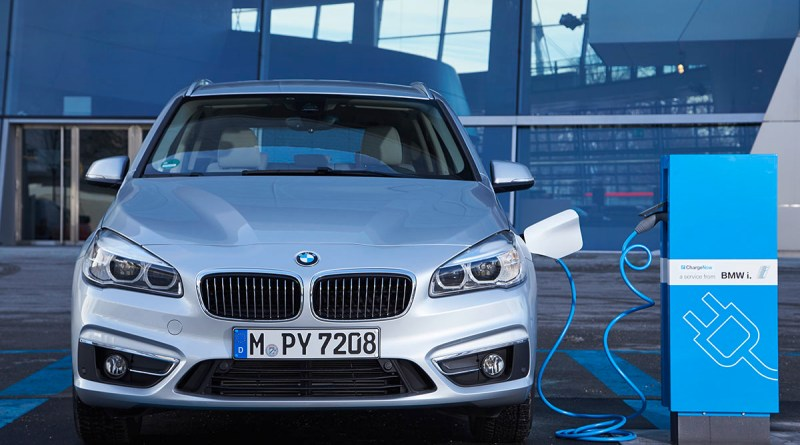 Plug-In Hybridauto BMW 225xe iPerformance. Bildquelle: BMW