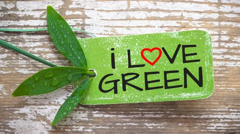 I Love Green © Stauke - Fotolia.com