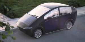 Das Elektroauto Sion von Sono Motors kann beim Camping auch als Stromgenerator dienen. Bildquelle: Sono Motors