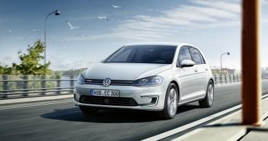 Das Elektroauto VW e-Golf wurde bereits über 100000 mal ausgeliefert