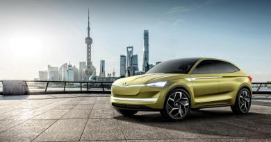 Im Jahr 2020 kommt das Elektroauto Skoda Vision E auf den Markt. Bildquelle: Skoda