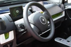 Das Interieur des Elektroauto Sono Motors Sion. Bildquelle: Sono Motors
