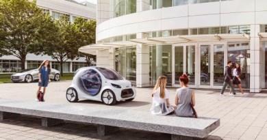 In Zukunft will car2go autonom fahrende Elektroautos vermieten. Bildquelle: Daimler