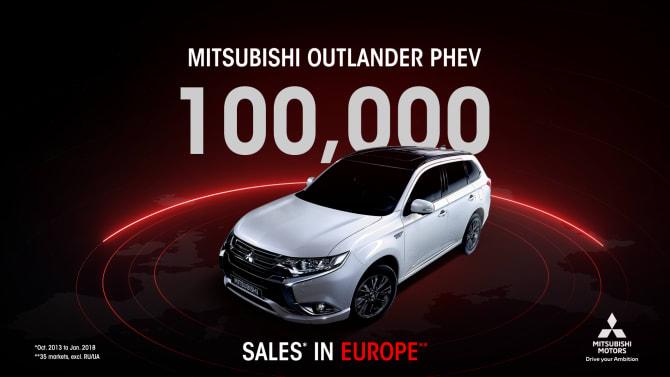 Plug-In Hybridauto Mitsubishi Outlander PHEV. Bildquelle: Mitsubishi