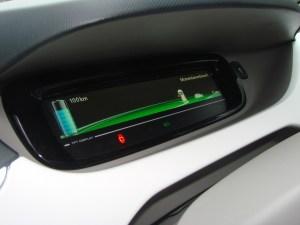Die Reichweitenanzeige in einem Elektroauto. Bildquelle: pixabay.com © ssarwas0 (CC0 Creative Commons)