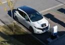 Das Elektroauto Nissan Leaf kann nun auch als Regelkraftwerk bezeichnet werden