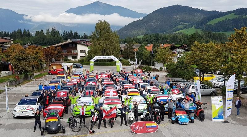 Auch im Jahr 2019 findet die Wave Rallye statt, bei ihr beweisen die Elektroautos ihre volle Alltagsfähigkeit. Bildquelle: https://wavetrophy
