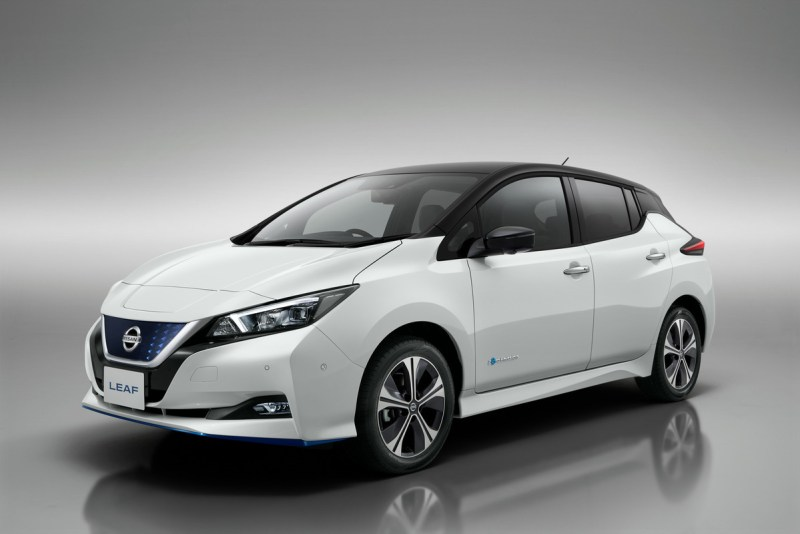 Elektroauto Nissan Leaf e+ 3.ZERO Limited Edition. Bildquelle: Nissan
