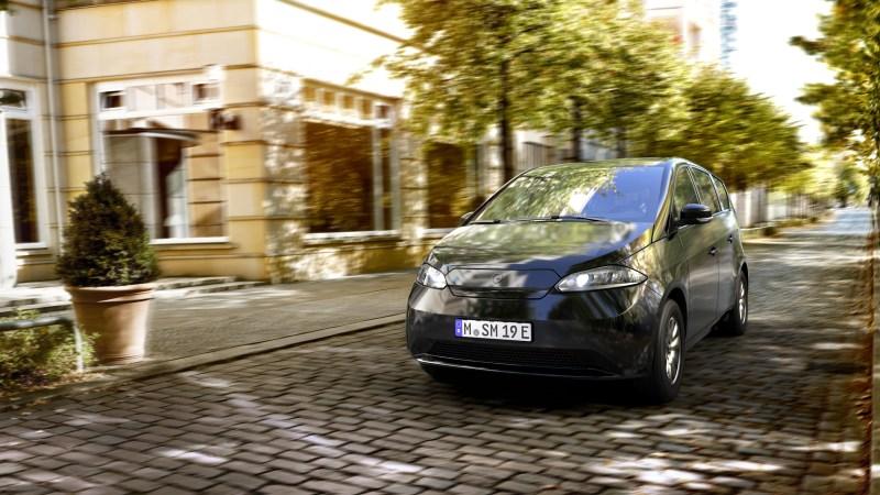 Das finale Design des Elektroauto Sono Motors Sion steht fest. Bildquelle: Sono Motors