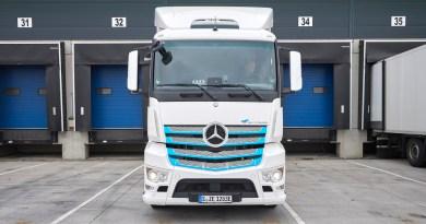Elektro-LKW Mercedes-Benz eActros