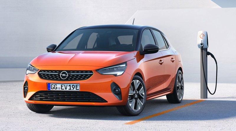 Elektroauto Opel Corsa-e. Bildquelle: Opel Automobile GmbH