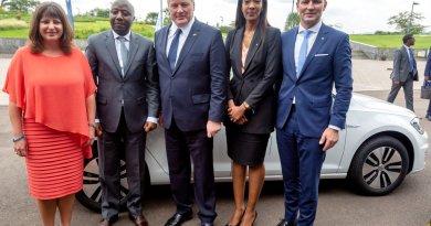 Volkswagen will nun auch Afrika mit Elektroautos versorgen
