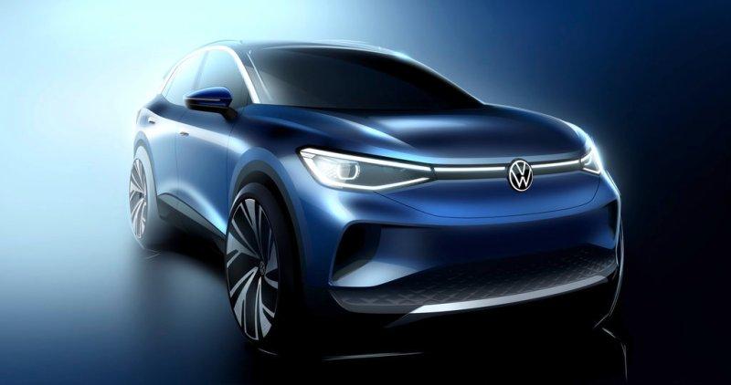 Elektroauto VW ID.4. Bildquelle: VW AG