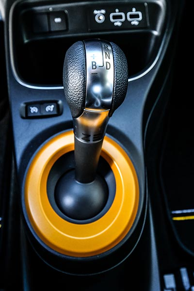 Elektroauto Renault Twingo Electric Automatik. Bildquelle: Renault