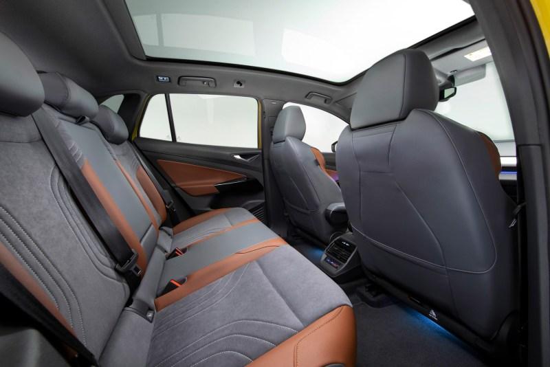 Das Interieur des Elektroauto VW ID.4. Bildquelle: VW AG