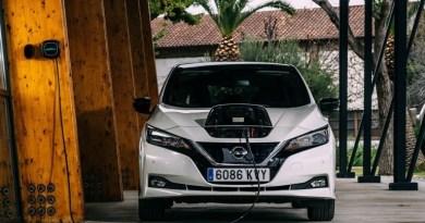 Wallbox für Elektroautos.
