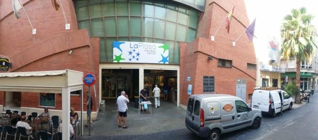 Markthalle in Torrevieja