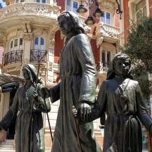 Monumento al Procesionista Cartagena