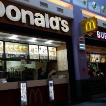 MC Donalds und Burger King