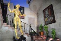 Statue von Dali