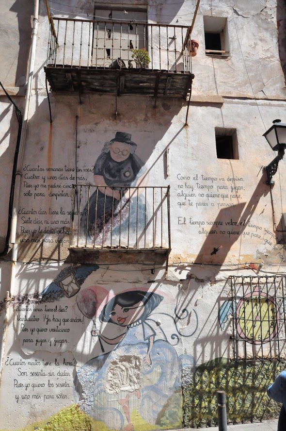 Kunst und Graffiti