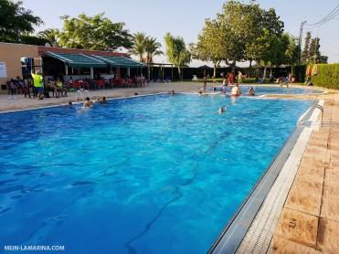 San Fulgencio Pool und Bar La Manola