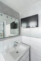 Ein neues Badezimmer entsteht – Kundin ist restlos ...