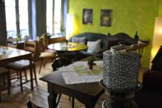 Die Teestube! Wer würde hier nicht auch gerne ein Tässchen schlürfen (2)
