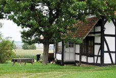 Idyllisch gelegen: Historisches Haus in Hedeper