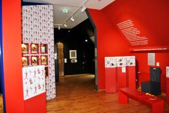 Vielseitigkeit, Abwechslung und optimale Raumaufteilung im neu gestalteten Museum: An jeder Ecke bietet sich dem Besucher eine neue Perspektive...