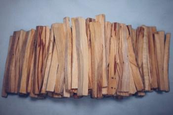 105 Sticks der Guten Qualität. Intensiver Geruch.