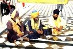 Im Sikhtempel