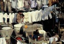 Wäschedetails