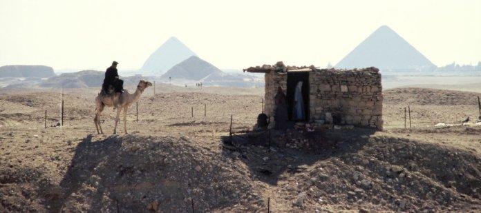 Die Pyramiden von Dashur