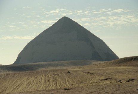 Knickpyramide von Dashur