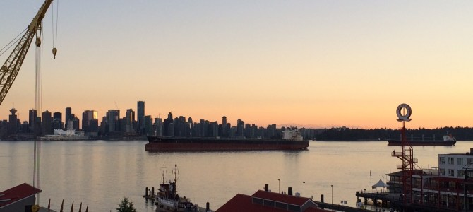Vancouver und Inner Passage – Tag1