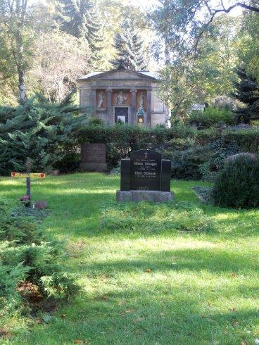 Grabstätte Dorotheenstädtische Friedhof