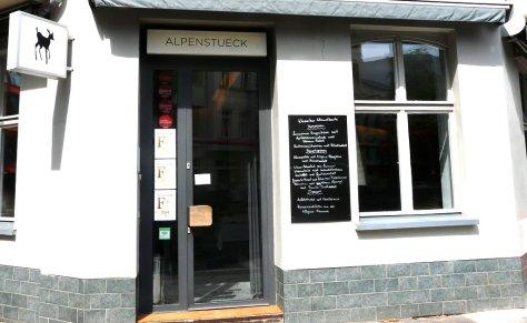 Restaurant Alpenstück
