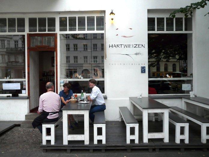 Hartweizen, Berlin