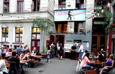 Clärchens Ballhaus, Berlin