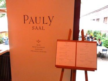 Pauly Saal, Berlin